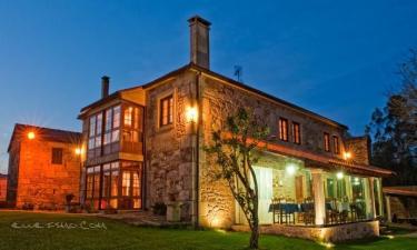 Casa de Trillo en Muxía (A Coruña)