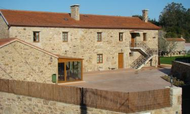 Casa Rural Casa Ceferinos en Muxía (A Coruña)