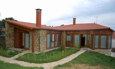 Casa Souto de Abajo en Santiso a 15Km. de Arzúa