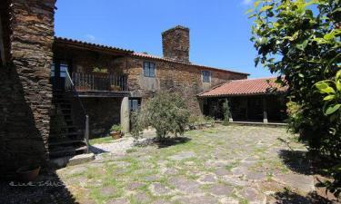 Casa Calvo en Pedrouzo a 54Km. de Cereo