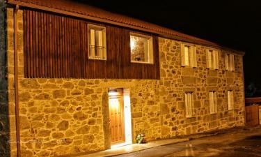 A Casa Do Folgo en A Baña (A Coruña)
