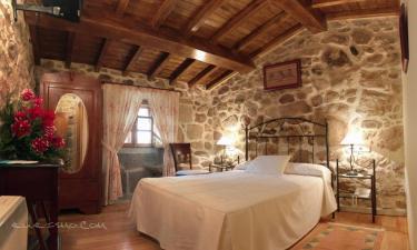 Casa Rural A Casa Vella da Rivera en Rois (A Coruña)