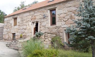 Casa Rural Sancibranrural en Carnota (San Mamede) a 20Km. de Mazaricos