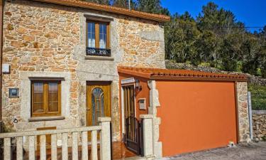 Casa Marcelino en Muxía (A Coruña)