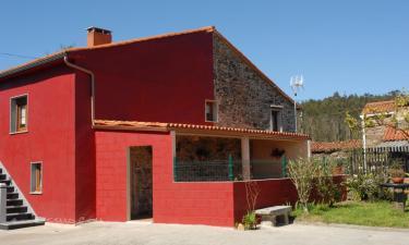 A Casa de Sergio en Mazaricos a 32Km. de Vilariño