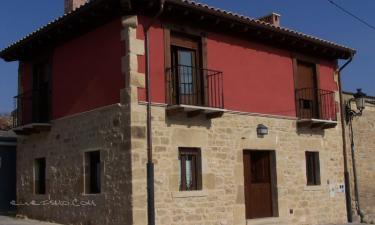 Casa Rural El Txoko del Inglés en Elciego a 6Km. de Paganos