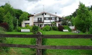 Casa Rural Atxarmin en Elosu (Álava)