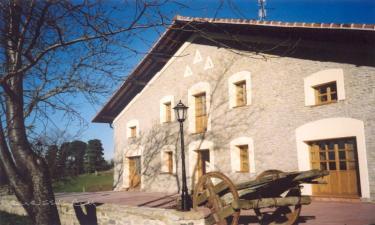 Casa Rural Lekandero en Amurrio (Álava)