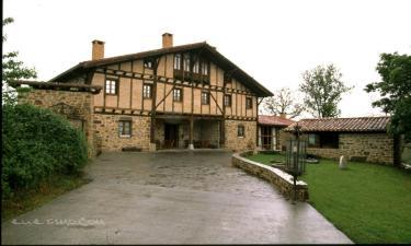 Casa Rural Iruaritz en Lezama (Álava)