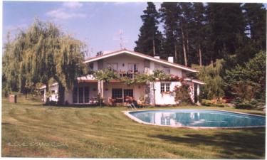 Casa Rural Usko en Lezama (Álava)