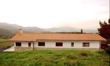 Casa Rural Anemiren Etxea en Llodio (Álava)