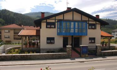 Casa Rural Urdinetxe en Luyando a 25Km. de Retes de Tudela