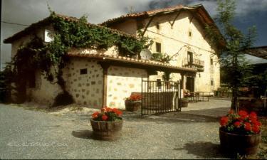 Casa Rural Guzurtegi en Maroño (Álava)