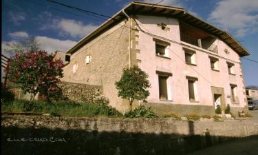 Casa Rural Herranetxe en Bóveda a 25Km. de Frías
