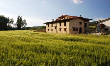 Casa Rural Molino Solapeña en Corro (Álava)