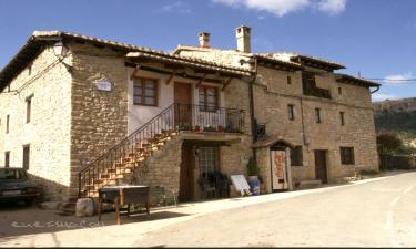 Casa Rural Valderejo Etxea en Lalastra a 19Km. de Frías