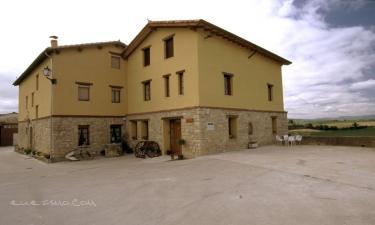 Casa Rural Araiko Etxea en Tuyo (Álava)
