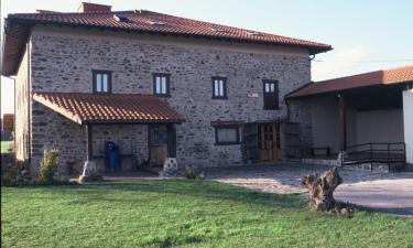 Casa Rural Bentazar en Elosu (Álava)