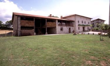 Casa Rural Ugarzabal en Gújuli a 14Km. de Murguia