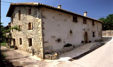 Casa Rural Gorbeia en Murua (Álava)