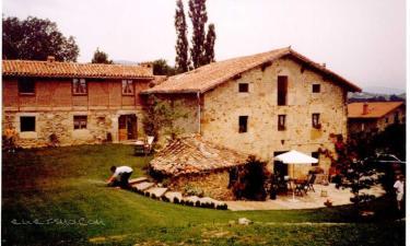 Casa Rural Guikuri en Murua (Álava)
