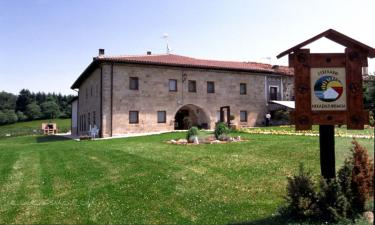 Casa Rural Etxebarri en Olaeta a 13Km. de Elosu
