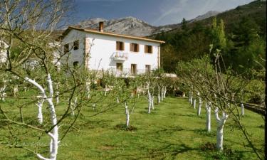 Casa Rural Mendiaxpe en Araya a 29Km. de Iturmendi