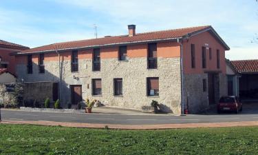 Agroturismo Abaienea en Aríñez (Álava)