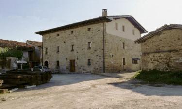 Casa Rural Adela etxea en Ozaeta (Álava)