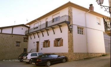 Casa Rural Aitonaren Etxea en Urturi (Álava)