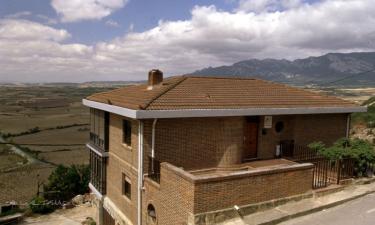 Casa Rural Larretxori en Laguardia a 14Km. de Samaniego