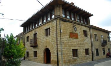 Casa Rural El Encuentro en Leza a 3Km. de Navaridas