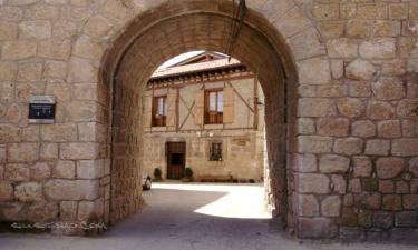 Casa Rural Areta Etxea en Salinillas de Buradón a 19Km. de Miranda de Ebro