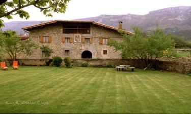 Casa Rural Casa Maribel en Aprikano (Álava)