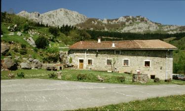 Casa Rural Caserío Muru en Aramaio (Álava)