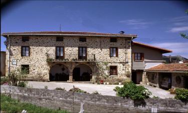 Casa Rural Uxarte en Aramaio (Álava)