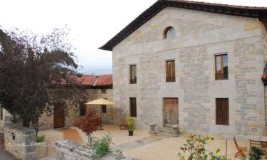 Casa Rural Apezetxea en Narbaiza (Álava)