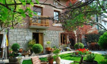 Casa Rural Arbaieta en Gurendes a 11Km. de Valluerca