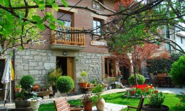 Casa Rural Arbaieta en Gurendes (Álava)
