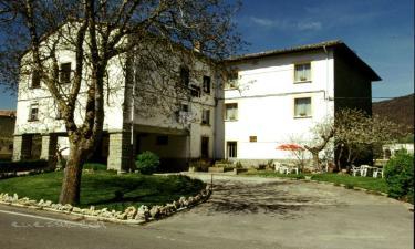 Casa Rural Biltegi Etxea en alda a 22Km. de Ullíbarri Jáuregui