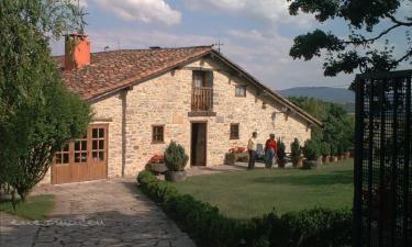 Casa Rural Sagasti Zahar en Maturana a 15Km. de Narvaja