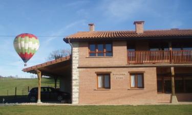Casa Rural Urjauzi en Gújuli a 10Km. de Barambio