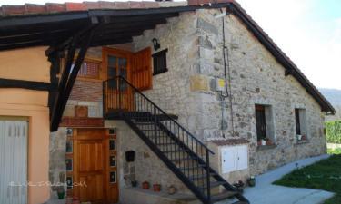 Casa Rural Beraetxea Landetxea