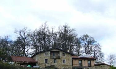 Casa Lafuente en Luquiano (Álava)