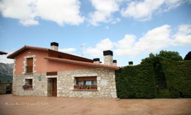 Casa rural Legaire Etxea en Ibarguren (Álava)