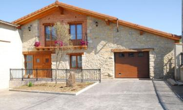 Casa rural Ganbara en Villamaderne a 22Km. de Valluerca