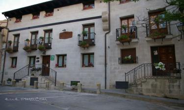 Casa Rural Aitetxe en Laguardia a 6Km. de Navaridas