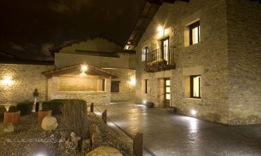 Agroturismo Arkaia en Vitoria-Gasteiz a 11Km. de Guereña