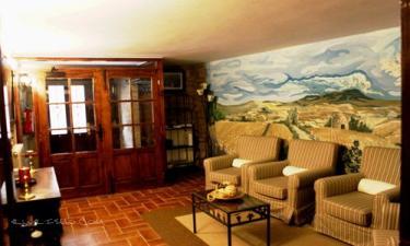 La Corchea, Alojamiento rural Elciego en Elciego a 4Km. de Navaridas