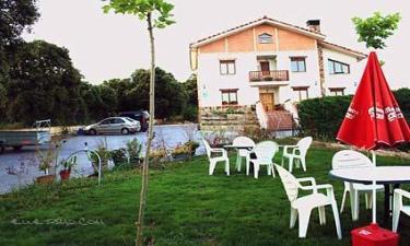 Casa rural Los Huetos en Vitoria-Gasteiz a 17Km. de Trocóniz
